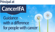 CancerIFA, Guidance with a difference for people with cancer